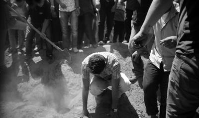 تقرير حقوق الإنسان حول الإصابات في صفوف المدنيين