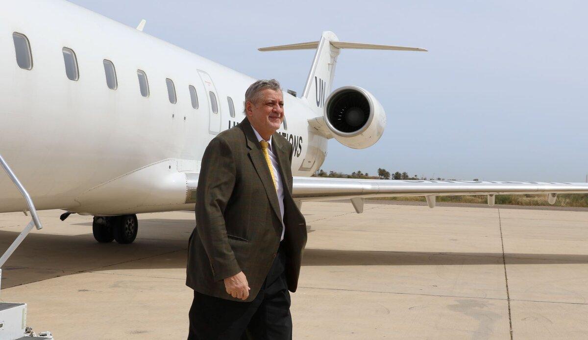 Arrival in Misrata
