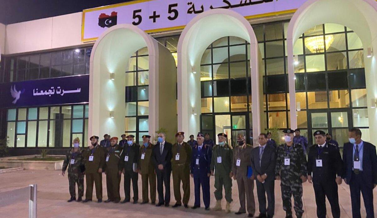 الصورة : بعثة الأمم المتحدة للدعم في ليبيا