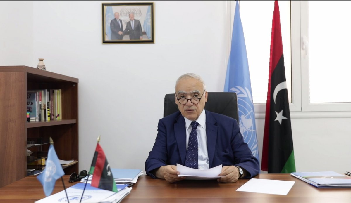 Statement by Ghassan Salame, Special Representative of the Secretary