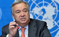 رسالة الأمين العام بمناسبة اليوم الدولي لإنهاء الإفلات من العقاب على الجرائم المرتكبة ضد الصحفيين