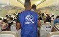 المنظمة الدولية للهجرة تُطلق أولى خدماتها الاستشارية عبر الإنترنت لفائدة المهاجرين الذين انقطعت بهم السبل في ليبيا والذين يتطلعون إلى العودة إلى أوطانهم