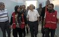 غسان سلامة يثني على كرم وطيبة الليبيين خلال جولة تفقدية على مدارس في طرابلس تستقبل نازحين ومهاجرين من جراء الاشتباكات