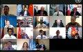 إحاطة الممثلة الخاصة للأمين العام للأمم المتحدة في ليبيا بالإنابة، ستيفاني وليامز، إلى مجلس الأمن حول الأوضاع في ليبيا