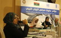 Libyan Female Parliamentarians Conference Starts in Tunis Today