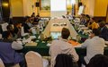 DTM Libya holds coordination meetings, releases two migration reports