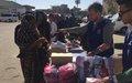 IOM Libya Helps 334 Migrants Return Home to Nigeria and Senegal