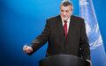 نص الكلمة الافتتاحية  والأسئلة والأجوبة في المؤتمر الصحفي للمبعوث الخاص للأمين العام للأمم المتحدة ورئيس بعثة الأمم المتحدة للدعم في ليبيا، السيد يان كوبيش مع وزير الخارجية الألماني السيد هايكو ماس - برلين 18 اذار/مارس 2021