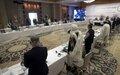 لقطات من اجتماعات اليوم الثاني لملتقى الحوار السياسي الليبي