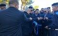 تدشين برنامج تدريبي لما يزيد عن 1800 ضابط شرطة وشرطة قضائية في مراكز أعيد تأهيلها حديثاً في طرابلس