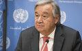 بيان منسوب إلى المتحدث الرسمي باسم الأمين العام للأمم المتحدة حول ليبيا