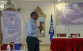 IOM provides series of trainings on Sensitive and Responsive Health Services to health care professionals from Bani Walid