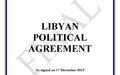 Libyan Political Agreement