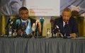 كلمة السيد يعقوب الحلو، نائب الممثل الخاص للأمين العام، منسق الشؤون الإنسانية، والمنسق المقيم للأمم المتحدة لدى ليبيا في حفل تدشين خطة الاستجابة الإنسانية لعام 2020 في ليبيا