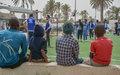 المنظمة الدولية للهجرة تُقدّم يد العون لأكثر من 4000 مهاجرا تقطّعت بهم السبل منذ بداية سنة 2017 إلى حدّ الآن