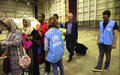 Vulnerable refugees evacuated from Libya during UN Refugee Chief visit ahead of World Refugee Day