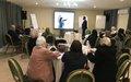 بعثة الأمم المتحدة والمفوضية السامية لحقوق الإنسان يدربان ناشطات ليبيات على إدماج المنظور الخاص بالنوع الاجتماعي في الاستعراض الدوري الشامل
