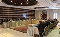 المجتمع الدولي وحكومة الوفاق الوطني يتناقشان بشأن تعزيز تنسيق المساعدة المقدمة إلى ليبيا لتحسين الظروف المعيشية لليبيين