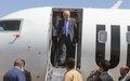 غسان سلامة يصل إلى الزنتان، أول ممثل خاص للأمين العام يزور المدينة منذ عام 2014