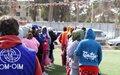 Stranded Nigerian Migrants Return Home from Libya