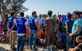 UN Migration Agency Providing Emergency Support to Thousands of Migrants Affected by Sabratha Conflict