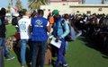 مصفوفة تتبع النزوح ليبيا توسّع نطاق أنشطتها الخاصة برصد تدفق الهجرة وتُطلق استبيان مواصفات مراكز الإيواء والتقييمات السريعة