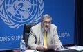 كلمة السيد يان كوبيش، المبعوث الخاص للأمين العام للأمم المتحدة إلى ليبيا، في اجتماع وزراء خارجية الدول الأعضاء في جامعة الدول العربية - القاهرة، 9 أيلول/ سبتمبر