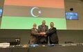 الأمم المتحدة ترحب بتوقيع اللجنة العسكرية المشتركة على خطة العمل المتعلقة بانسحاب المرتزقة والمقاتلين الأجانب والقوات الأجنبية
