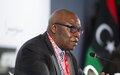 الكلمة الافتاحية للأمين العام المساعد، ومنسق البعثة، ريزدون زينينغا، في اجتماع لجنة التوافقات المنبثقة عن ملتقى الحوار السياسي الليبي