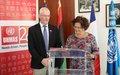 فرنسا تمنح الأمم المتحدة 430.000 يورو من أجل تقليص خطر مخلفات الحرب القابلة للإنفجار في مصراتة، ليبيا