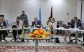 بيان من بعثة الأمم المتحدة للدعم في ليبيا بشأن تيسير اتفاق وقف إطلاق النار لإنهاء الاقتتال في طرابلس