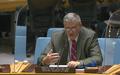 كلمة المبعوث الخاص للأمين العام ورئيس بعثة الأمم المتحدة للدعم في ليبيا ،يان كوبيش، أمام مجلس الأمن