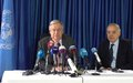نص المؤتمر الصحفي للأمين العام للأمم المتحدة - طرابلس، ليبيا - ٤ نيسان/أبريل ٢٠١٩