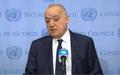 نص لقاء الممثل الخاص للأمين العام في ليبيا غسان سلامة مع وسائط الإعلام بعد احاطته لمجلس الأمن حول الأوضاع في ليبيا (6 كانون الثاني/يناير 2020)