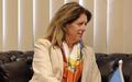 تعيين الأميركية ستيفاني وليامز كممثلة خاصة بالإنابة ورئيسة بعثة الأمم المتحدة لدعم ليبيا