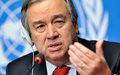 The UN Secretary General appeals for a Global Ceasefire amid the threat of COVID-19