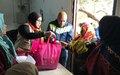 صندوق الأمم المتحدة للسكان ومفوضية الأمم المتحدة للاجئین يقدمان المساعدة لأكثر من 8500 امرأة نازحة في أرجاء لیبیا