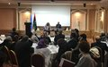 The United Nations and the Government of Libya undertake national consultations on Strategic Framework for 2019-2020 and UNDP, UNFPA and UNICEF Country Programme Documents