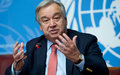 Statement by the Secretary-General on reported news of slavery in Libya