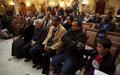 UN Volunteer Program Launched in Libya, On International Volunteer Day
