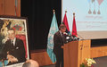 SRSG Leon Address at the ceremony of initialing the Libyan Political Agreement