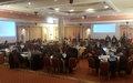 ملتقى الخبراء الليبيين يتعهد دعم حكومة الوفاق الوطني، ويناقش حاجات الإستقرار وخيارات سياسات العمل
