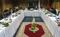 A Libyan Political Dialogue Round in Skhirat, Morocco 20 - 26 March 2015