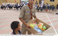 UNICEF: Thousands of children in Libya get a chance  to learn and play