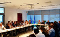 UNSMIL and Int'l Community consultations on support to future Libyan Government of National Accord