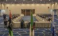 اختتام الاجتماع الثالث للأحزاب السياسية والنشطاء السياسيين الليبيين