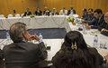 Photos: UN-Facilitated Libyan Political Dialogue convenes in Morocco, Thursday 05 March 2015