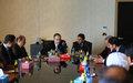 United Nations Special Representative Visits Misrata